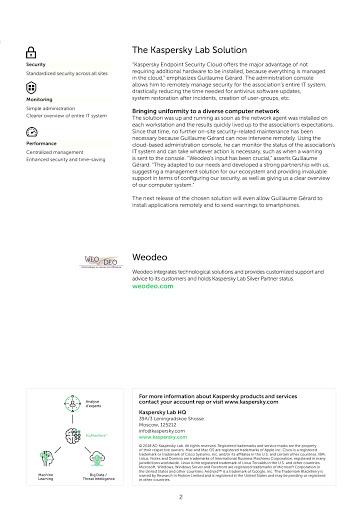 Kaspersky Cloud Security 2