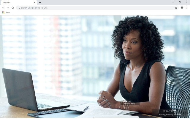 Regina King New Tab & Wallpapers Collection