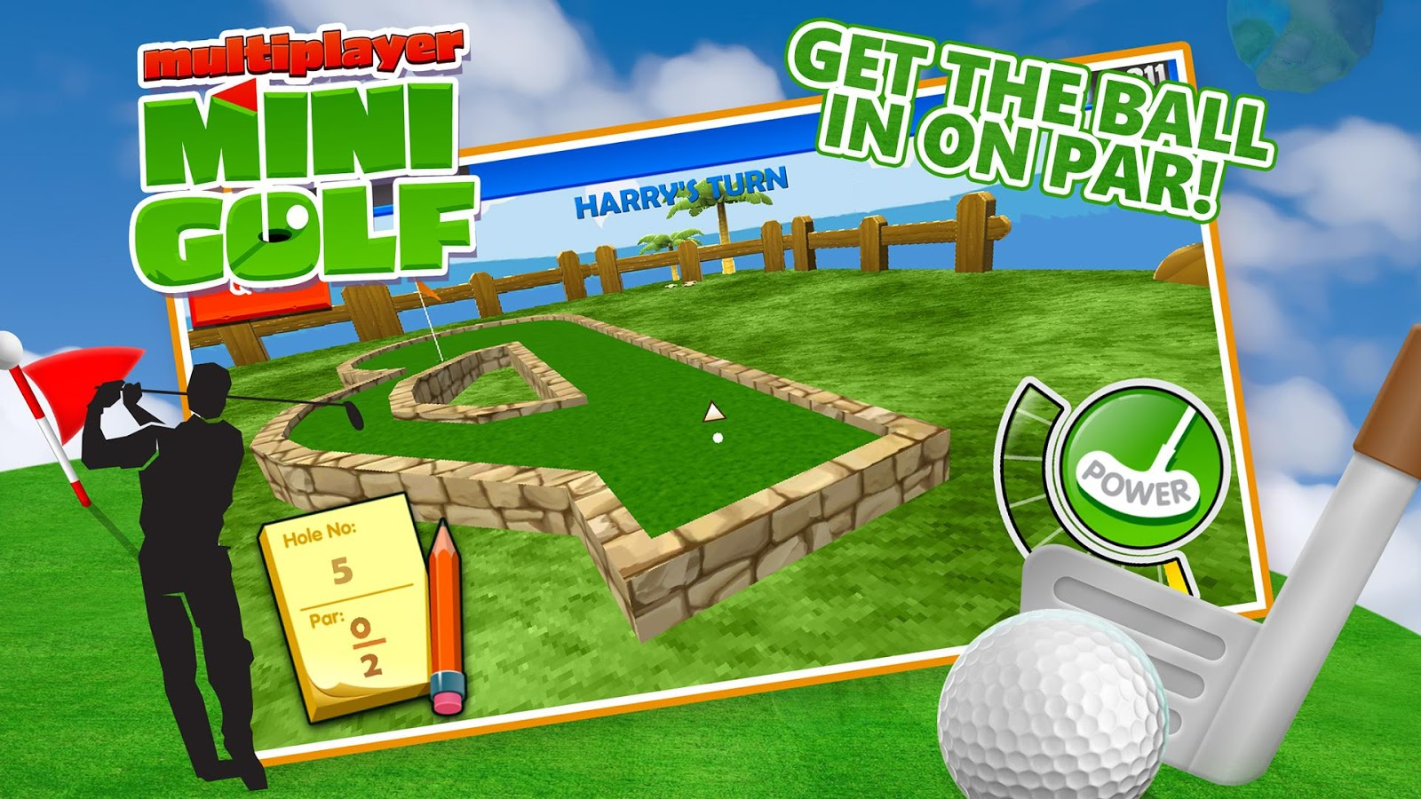 Golf Online Multiplayer