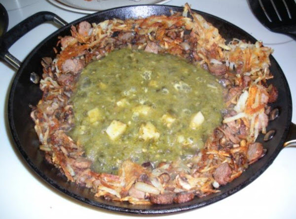 Weasel Verde Recipe