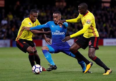 Kabasele et Watford renversent Arsenal, Dortmund surpris par Leipzig