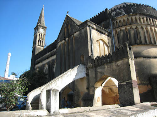 Things to Do in Zanzibar Stone Town and Beyond // Old Anglican Church in Stone Town