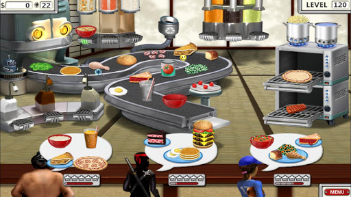 Burger Shop 2 – Crazy Cooking Game with Robots 1.1 screenshots hack proof 1