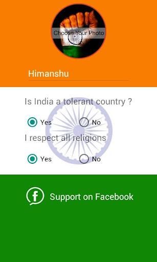 Tolerant India