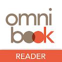 omnibook reader icon
