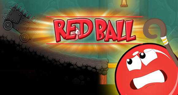 Tap Red Ball - náhled