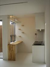 Photo: キッチン。