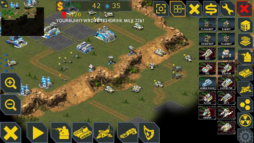 RedSun RTS: Strategy PvP  screenshots 4