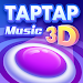 Tap Music 3D icon