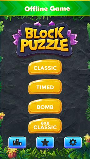 Block Puzzle Jewel - Free Game Puzzle Classic  screenshots 1