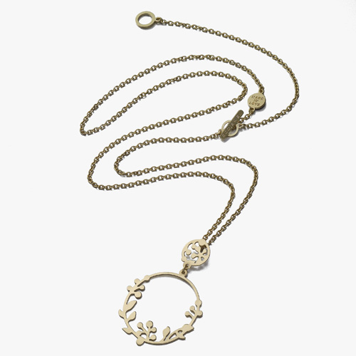 Fortunoff Ecojewel necklace