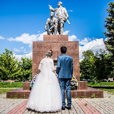 Wedding photographer Serega Popov (damien1989). Photo of 20.06.2016