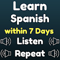 English to Spanish Speaking: Learn Spanish Easily APK