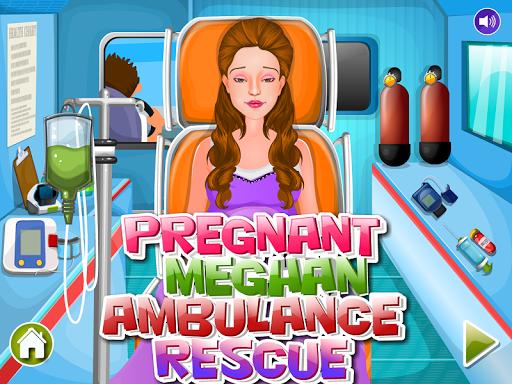 Pregnant Ambulance Rescue