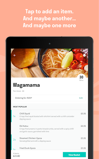 Deliveroo: Restaurant Delivery for PC