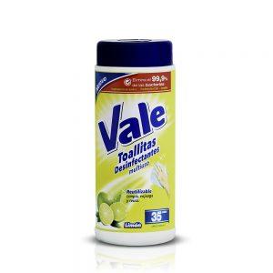 toallas multiuso vale limon 35und
