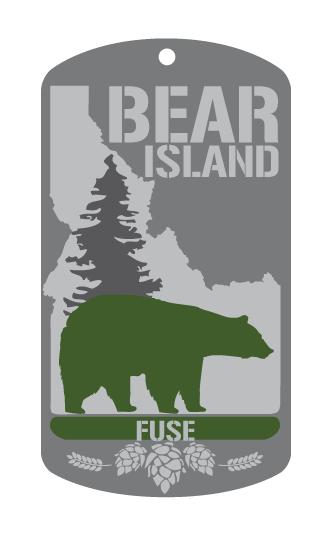 Logo of Bear Island Fuse Pale Ale