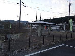 道の駅 加子母の第二駐車場