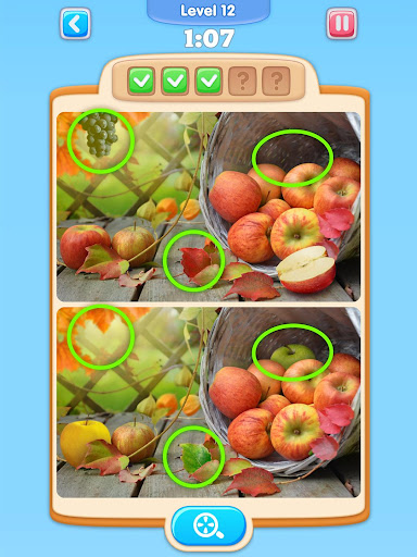Can you Spot IT? - Find 5 differences 0.2.83 screenshots 15