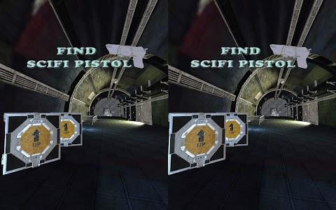 VR Sci-fi Search Operation 4D screenshot 4