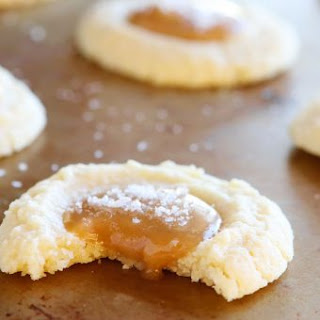 Salted Butter Cookie Recipes.
