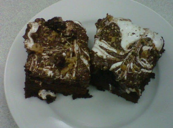 Super Quick And Easy Rocky Road Brownies Recipe