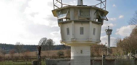 Photo: Ehemalige Grenzanlagen in Mödlareuth