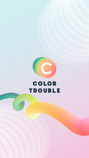 Color Trouble  captures d'écran 1