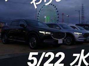 CX-8 KG2P XD L Package   2017/12納車のカスタム事例画像 かむ。さんの2019年05月14日23:31の投稿
