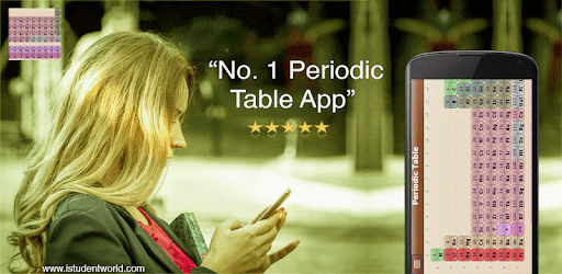 Periodic table apps on google play urtaz Choice Image