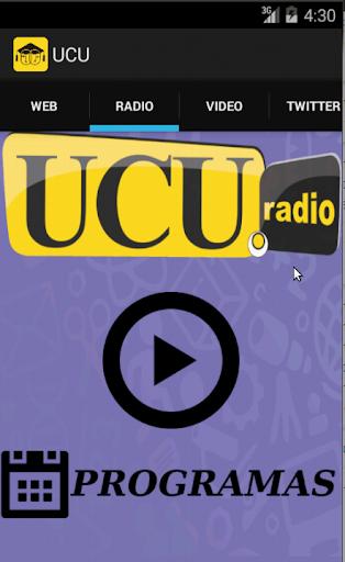 UCU screenshot 2