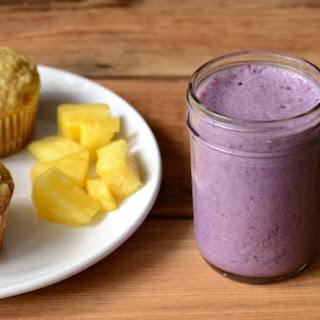 Breakfast Smoothie.