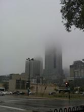Photo: Fog in Montréal