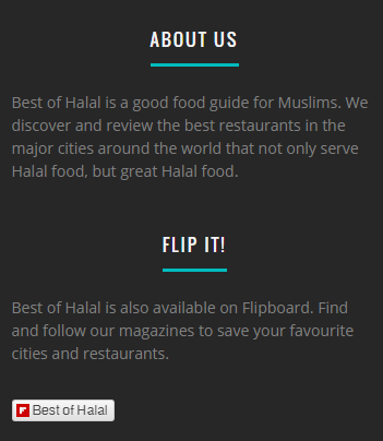 Best Halal Restaurant