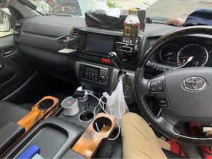 ハイエースバン TRH200V スーパーGLのカスタム事例画像 かっさんさんの2020年09月23日17:52の投稿