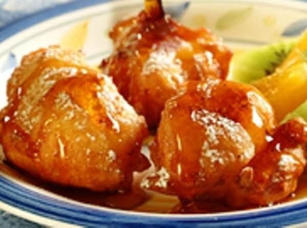 Apple And Cinnamon Fritters