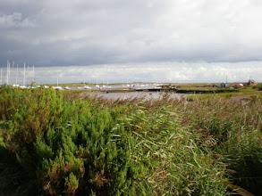 Photo: Norfolk Coast Path - From Brancaster to Warham - Burnham Deepdale harbour