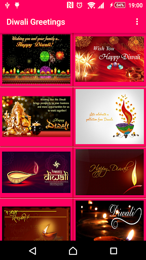 Diwali Greeting Card Maker