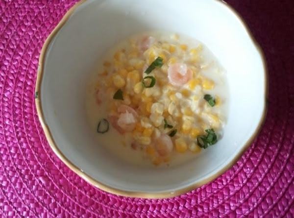 Citrus Shrimp Chowder Recipe
