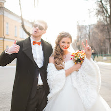 Wedding photographer Sergey Frolov (Serf). Photo of 21.03.2016