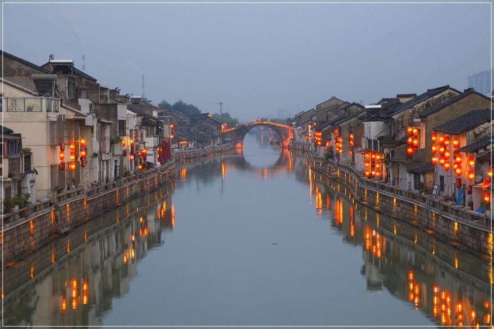 O extraordinário Grande Canal de Pequim
