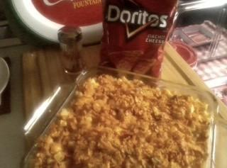 Dorito Nacho Mac & Cheese Recipe