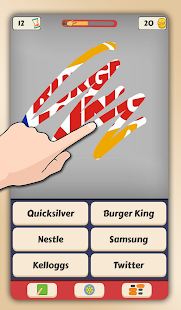 Game Scratch Logo Quiz. Challenging brain puzzle APK for Windows Phone