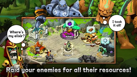 Giants War APK screenshot thumbnail 22