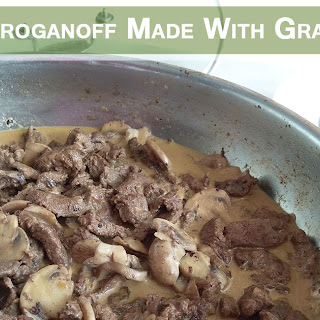 Beef Stroganoff With Stew Meat Recipes.