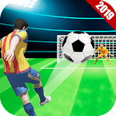 Football Penalty Shootout Master 3d Android APK Download Free By Eclectic Games