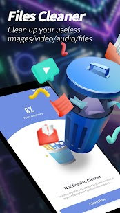 File Magic - Phone Cleaner,Antivirus, Free VIP Screenshot