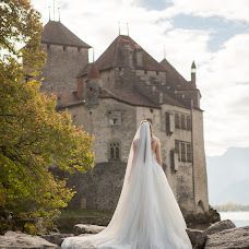 Photographe de mariage Veronika Mikhaylova (McLaren). Photo du 28.10.2018