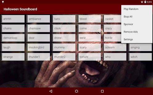Halloween Soundboard- screenshot thumbnail