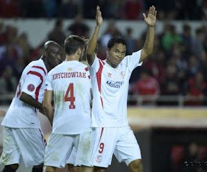 Sevilla ziet kwalificatie geen moment in het gedrang komen